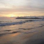 beach@sunset