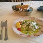 hearing salad