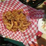 Clam and Shrimp basket