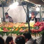 Souk - barraca de comida