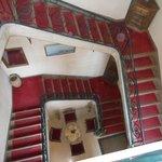 ah! le scale! belle però!