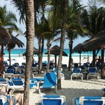 Plenty of beach. Shade or sun.
