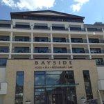 Hotelansicht Empfang/Eingang Ortskern