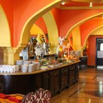 Ресторан отеля Гарем