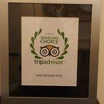 Tripadvisor award!