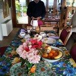 La tavola della colazione
