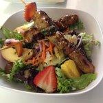 fire street salad