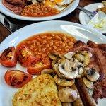 A Large Devon Breakfast