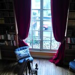 Elegant bedrooms in an historic Bayeux house