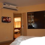 The duplex suite