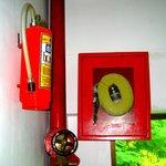 In-House Firefighting Equipment