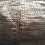 Comforters falling apart