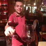 My First Glass of Wine in Italy