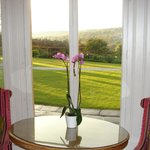 Overlooking the garden and views of Bath