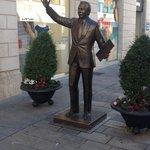 Statua Mike Bongiorno