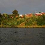 Vista desde el rio - View from the river