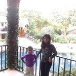 vewi of pool