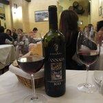 Bonne table, bon vin aussi.