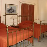 Room at Castle Mandawa