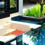 Pool & outdoor tub