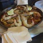 Paella malota