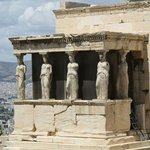 Atop the Acropolis