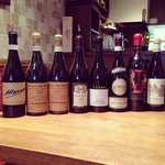 Selection of Amarone in IL VICOLETTO
