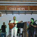 concert chez henri