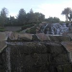 Waterfall Hilton Lake Las Vegas