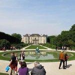 Parc du musee Rodin