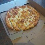 Pizza Pita Foto
