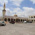 Omar Bin Al-Khattab Mosque