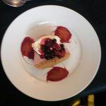 Pudding....cheesecake!
