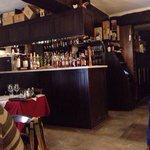 Il locale all'interno