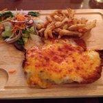 Chicken Parmesan - delicious!