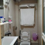 small tidy bathroom