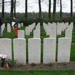 Arnhem/Oosterbek war cemetery