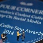 Coffee Stop Award Winner 2014!