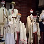 National costume exhibition