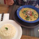 Curry Amarillo (Yellow Curry). Tastes amazing