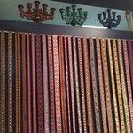 Ethnographic belts...