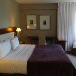 Eckzimmer Hotel Madero