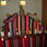 Recomiendo mucho la cena mexicana