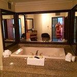 The tub!!!
