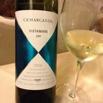 Nice White Wine (but not in Campania but in Toscana...)