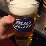 CINCO DE MAYO SPECIAL- $3 16 oz draft beer and keep the Bud Light glass!