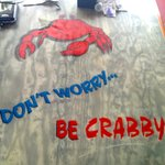 Don't Worry, Be Crabby!