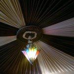 Aperçu d'ambiance : le plafond