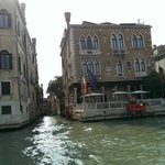 The Hotel from the Grand Canal