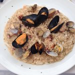 Sea Food Risotto, Very Nice !